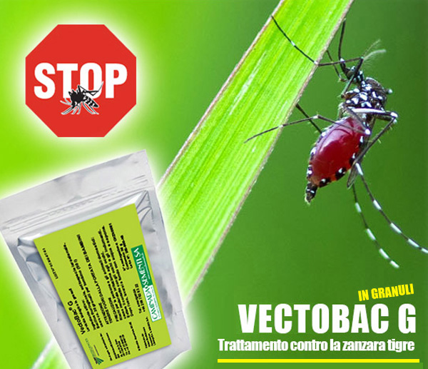 Granuli VectoBac G.